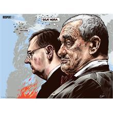 Respekt Ilustrace z titulní strany Respektu 2/2012