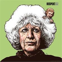 Ilustrace z titulní strany Respektu 28/2013