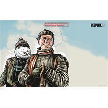 Ilustrace z titulní strany Respektu 51/2012