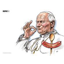 Ilustrace z titulní strany Respektu 19/2012