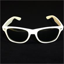 Sluneční brýle - bílé