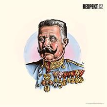 Ilustrace z titulní strany Respektu 26/2014