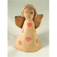 Anděl modelovaný (zvonek)
