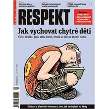 Titulní strana Respekt 1/2011