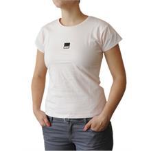 Dámské tričko s krátkým rukávem v barvě petal pink