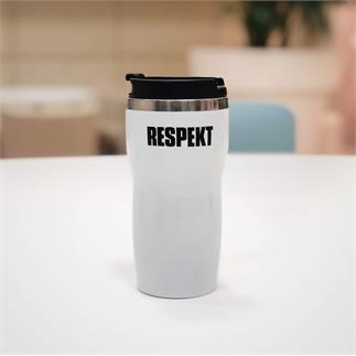 Termohrnek bílý - Respekt