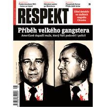 Titulní strana Respekt 28/2011