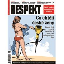 Titulní strana Respekt 18/2011