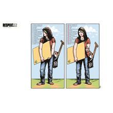 Ilustrace z titulní strany Respektu 23/2012