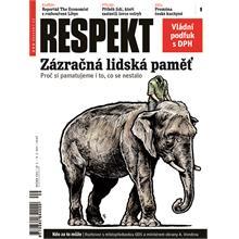 Titulní strana Respekt 9/2011