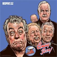 Ilustrace z titulní strany Respektu 51/2013