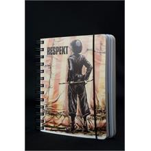 Zápisník Respekt - Chaplin