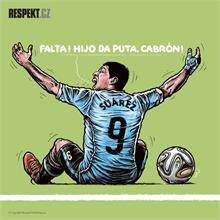 Ilustrace z titulní strany Respektu 24/2014