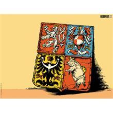 Respekt Ilustrace z titulní strany Respektu 43/2007