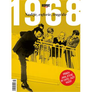 1968 Naděje, euforie, tragédie