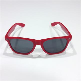Sluneční brýle - červené