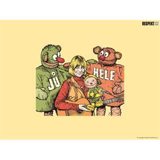 Respekt Ilustrace z titulní strany Respektu 38-39/2011