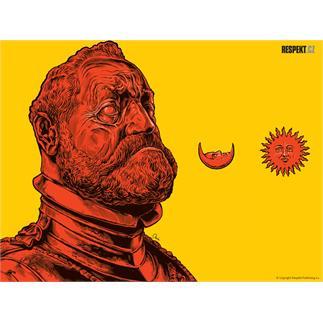 Respekt Ilustrace z titulní strany Respektu 3/2012