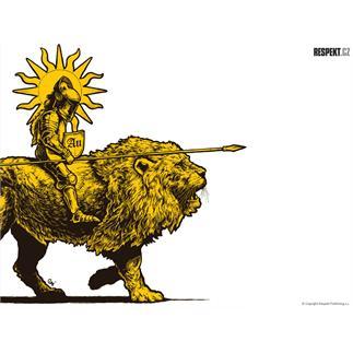 Respekt Ilustrace z titulní strany Respektu 34/2011